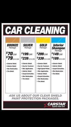 car cleaning checklist family binder car wash