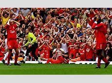 Football Flashback Liverpool 23 Manchester United
