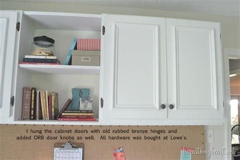 how to make simple cabinet doors how to make your own cabinet doors beneath my heart
