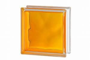 Brique De Verre Couleur : briques de verre de couleur pour int rieurs ou ext rieurs verrelab ~ Melissatoandfro.com Idées de Décoration