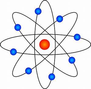 Atom Symbol Clip Art At Clker Com