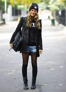Look Chic Femme : 1001 id es bonnet carhartt l 39 incontournable accessoire mode ~ Melissatoandfro.com Idées de Décoration