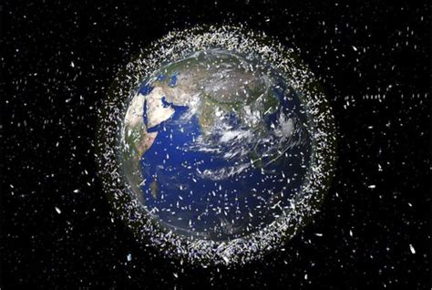 TeSeR project set to clean up space junk Born to Engineer