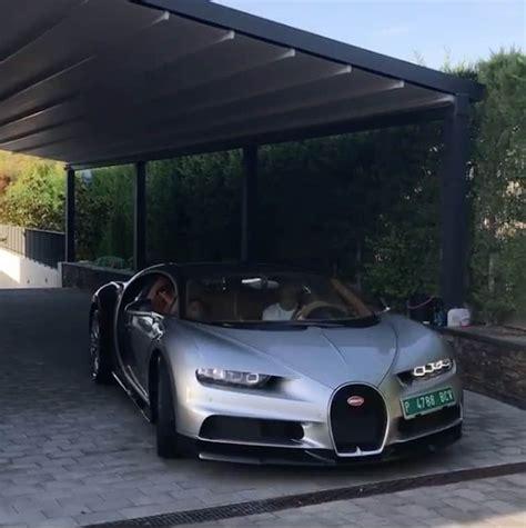 Instagram @georginagio bugatti chiron, £2.15million. Cristiano Ronaldo presenta su nuevo juguete -- Un Bugatti ...