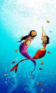 1264 Best Images About Mermaids  U0026 Friends On Pinterest