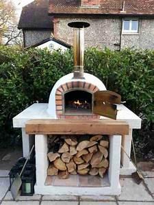 Four Pizza Exterieur : four pizza et pain de jardin lisboa 100cm ~ Melissatoandfro.com Idées de Décoration