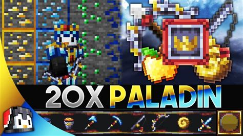 Paladin 20x Mcpe Pvp Texture Pack Gamertise