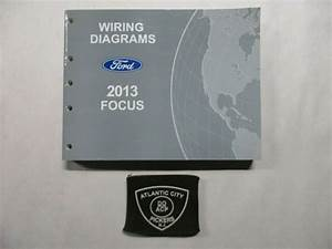 2013 Ford Focus Electrical Wiring Diagrams Service Manual