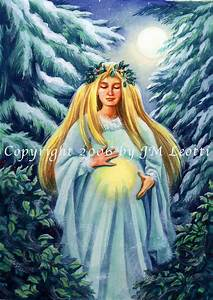 Celtic Lady: BLESSED YULE