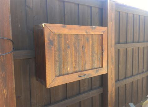 outdoor stereo cabinet ideas diy outdoor tv enclosure interesting ideas for home
