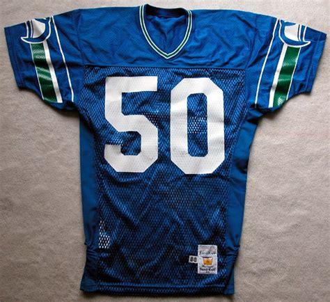 lot    seattle seahawks game worn jerseys