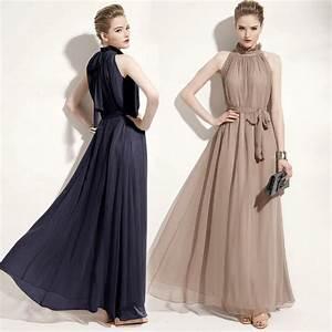 2016 Women Long Dress Evening Party Plus Size Women Dress ...