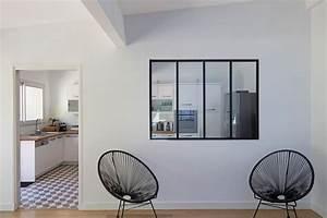 quel type de cloison verriere atelier d39artiste pour With separation vitree cuisine salon