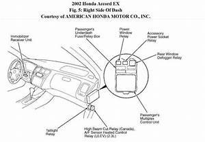 2002 Honda Accord Wiring Diagram Database
