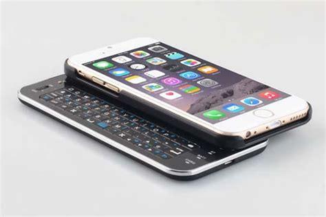 ultra thin   iphone  keyboard case gadgetsin