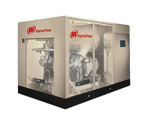 37 300 kw 50 400 hp free rotary air compressors by ingersoll rand