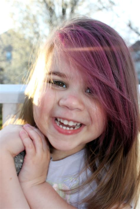 How To Dye Hair With Chalk Pastels