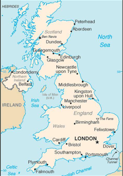 Carte Du Royaume Uni Sans Les Villes by Le Royaume Uni En Septembre Climat Budget Et Conseils