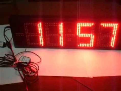 horloge murale a led 4 8 horloge murale led ext 233 rieures fabricant chine
