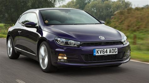 volkswagen scirocco r black volkswagen scirocco review top gear