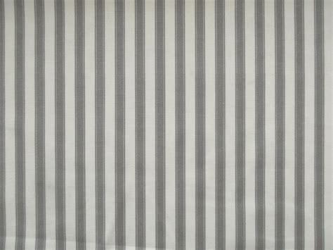 marson ticking stripe fabric grey textile express buy