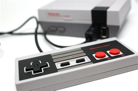 Hackers Apparently Add Additional Games To Nes Mini