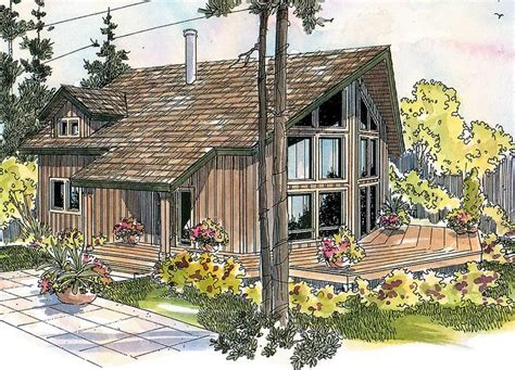 house plans with covered porches plan 72117da charming vacation retreat lofts laundry