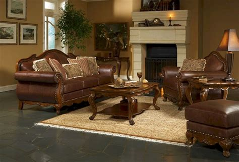 Ideas For Leather Living Room by Living Room Ideas With Brown Leather Furniture Living