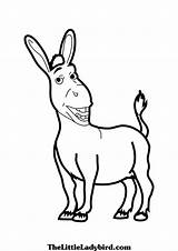 Shrek Coloring Pages Donkey Printable Drawing Tail Country Funny Letter Animal Cartoon Bestcoloringpagesforkids Amazing Colo Printablee Printables Via Read Colorings sketch template