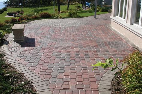 Keystone Brick Pavers by Pavers Keystone Paving Stones Landscaping Shaw Brick