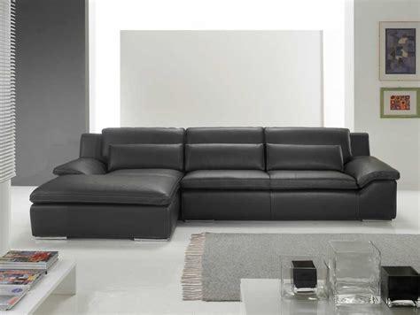 canape lit confort luxe canapé d 39 angle méridienne cuir de vachette meilleurs prix