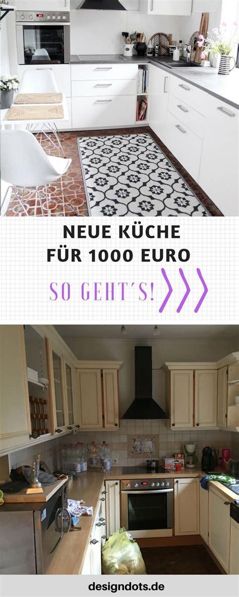 Wohnung Günstig Renovieren by Neue K 252 Che F 252 R 1000 Renovieren Kitchen Remodel