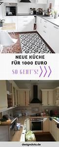 Küche Für 1000 Euro : neue k che f r 1000 euro pinterest treppe renovieren renovierte k che und wohnung renovieren ~ Markanthonyermac.com Haus und Dekorationen