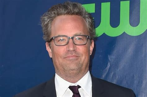 Matthew Perry Reveals He's Spent '3 Months In A Hospital ...