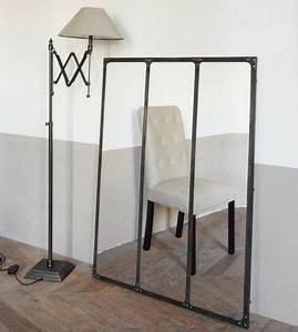 Miroir Industriel Ikea : style industriel l 39 atelier azimut ~ Teatrodelosmanantiales.com Idées de Décoration