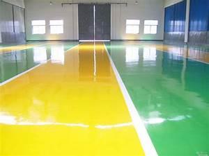 Yellow Garage Floor Paint - Ourcozycatcottage com