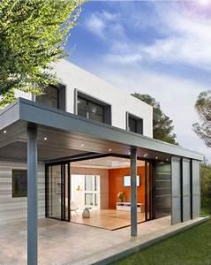agrandir sa maison avec une veranda verancial With faire agrandir sa maison