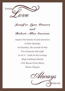 cute marriage invitation cogimbous With wedding invite sayings cute