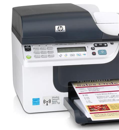 hp printer storing