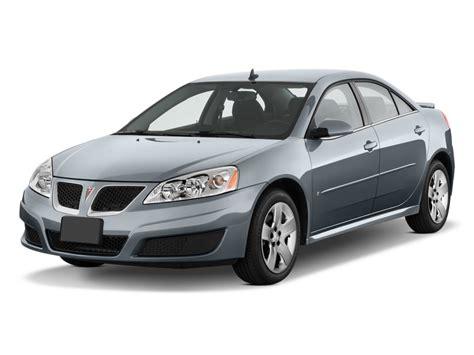 Image: 2009 Pontiac G6 4-door Sedan W/1sv Angular Front
