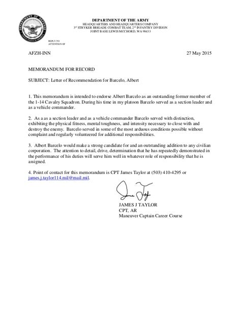ssg barcelo letter  recommendation