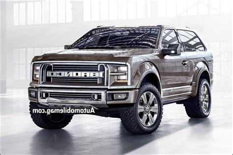 2019 Ford Bronco Interior