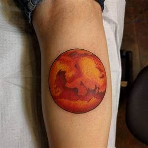 Mars Lead Tattoos Pictures to Pin on Pinterest - TattoosKid