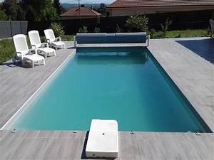 Piscine En Acier : piscine en acier galvanis ~ Melissatoandfro.com Idées de Décoration