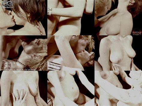 Jana Pallaske Nude Office Girls Wallpaper