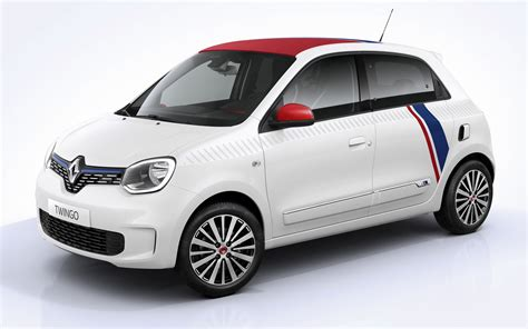 new 2019 renault 4 2019 renault twingo le coq sportif edition wallpapers