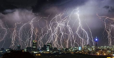 Thunderstorm Season | Tourism Tattler