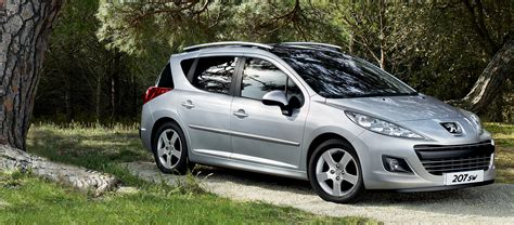 amazing peugeot 207 sw 2013 peugeot 207 sw pictures information and specs