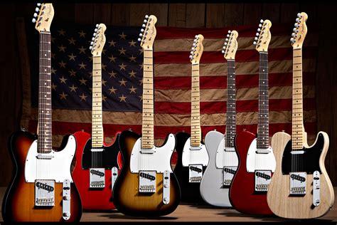 Fender American Standard Telecaster 2-Color Sunburst Maple ...