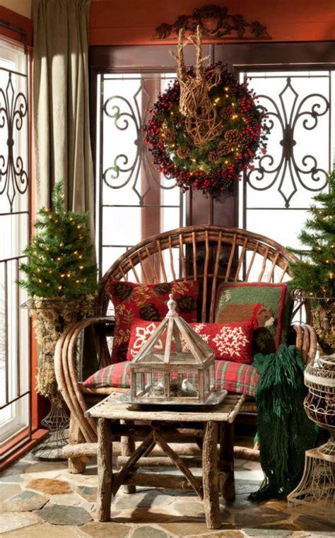 Fenster Deko Holz Weihnachten by Fensterdeko Zu Weihnachten 104 Neue Ideen Archzine Net